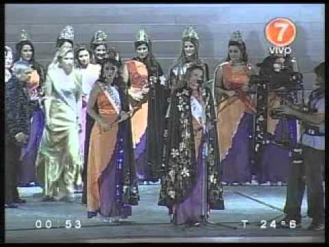La impactante Wanda Kaliciñski, de Las Heras, es la Reina de la Vendimia