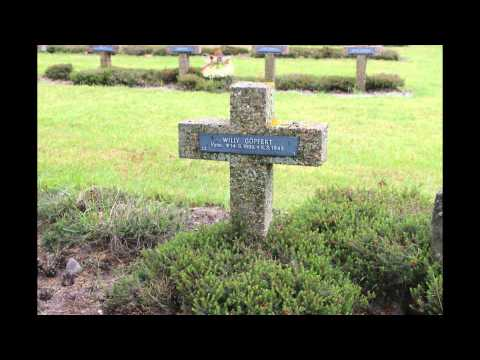 Duitse Oorlogsbegraafplaats Lommel German War Cemetery Lommel Belgium.