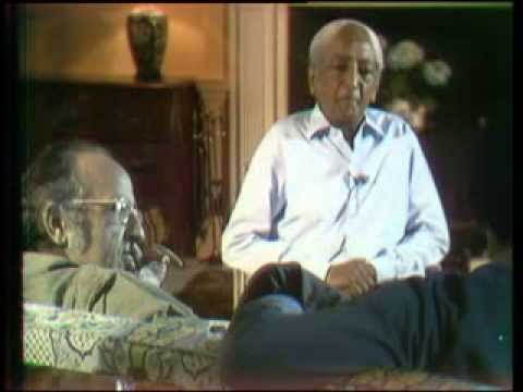 J. Krishnamurti  Brockwood Park 1976  Discussion 4  In aloneness you can be completely secure
