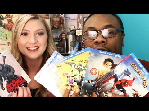 MOVIES TO WATCH GAME! Home for the Holidays w/ Katie Wilson (Black Nerd)