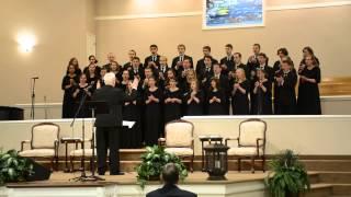 MBU Chamber Choir, I Am Secure