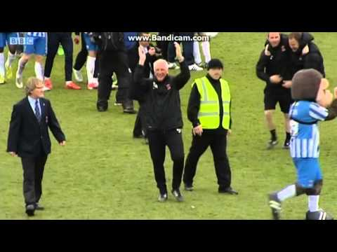 Hartlepool United 2-1 Exeter City - 25th April 2015
