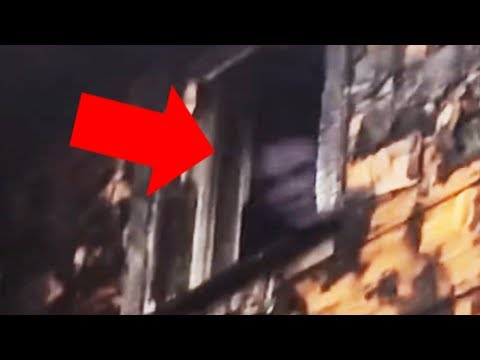 10 Terrifying Paranormal Ghost Videos That Need Explaining!