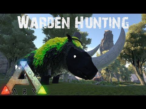 ARK Survival Evolved - Double Warden Battle: Perdition and Gnashor! Annunaki Genesis Modded S1E26
