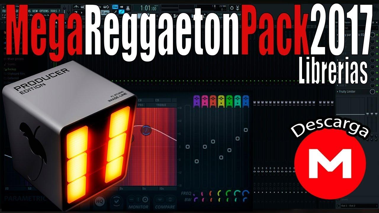 Sample pack moombahton/dembow/reggaeton (free download in.