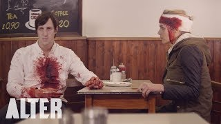 "Horror Short Film ""My Bloody Valentine"" 