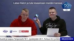 Niko ja Santtu mukana pelaamassa Elisa 5G Liigassa Tampereella la 19.1.!