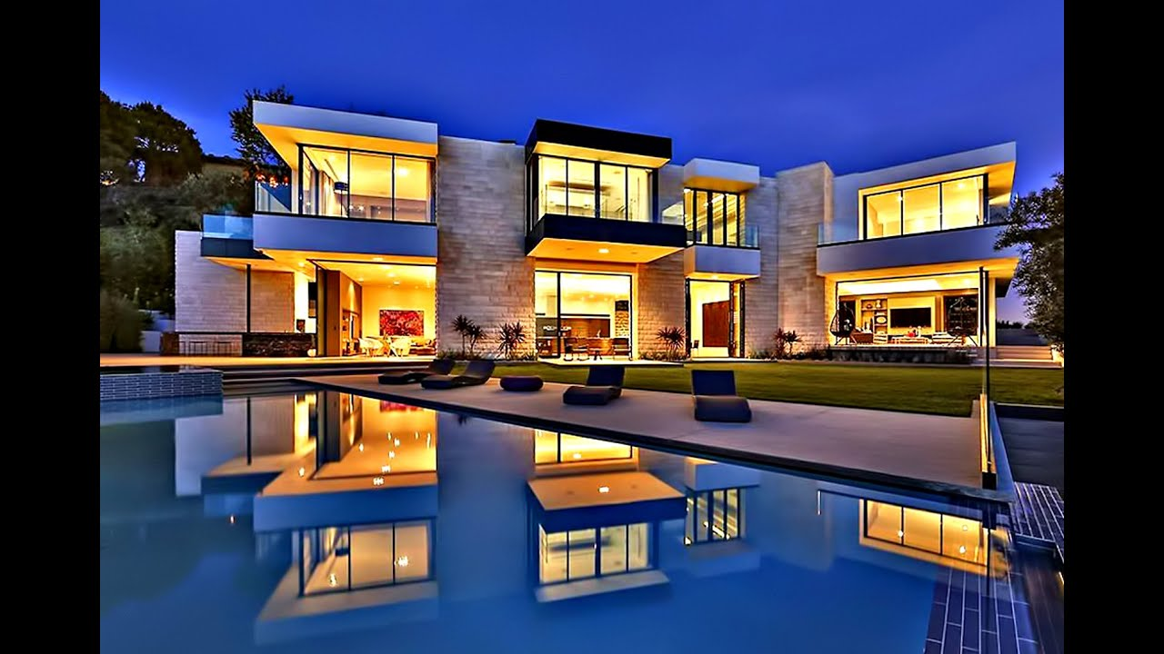 Modern Luxury Homes Los Angeles