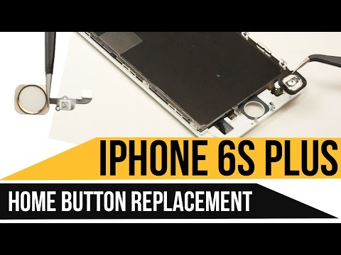 IPhone 6s Plus Home Button Replacement Video Guide