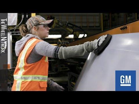 General Motors Pontiac Stamping, Michigan (Pontiac Metal Center)