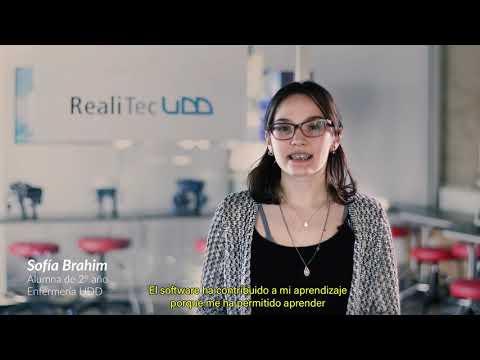 Alumna Sofia Brahim