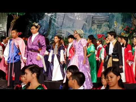 Saint Anthony Catholic School Spring Concert 2015