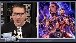 Avengers Endgame Trailer 3 First Thoughts