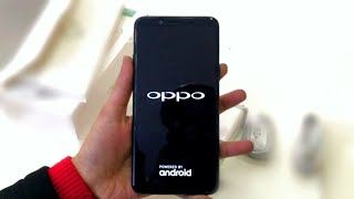 Oppo F5 Youth Black Edition Unboxing