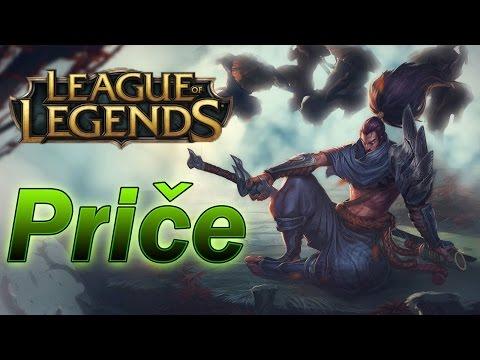 League of Legends Lore - Yasuo the Unforgiven