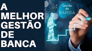 GESTÃO DE BANKROLL + ALAVANCAGEM + PLANILHAS