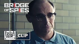 Bridge of Spies | 'This Will Be A First' Clip [HD] | 20th Century Fox