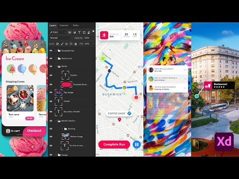 5 Ways to Use Scroll Groups in Adobe XD