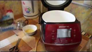 видео Как В Мультиварке Приготовить Молочный Суп С Вермишелью