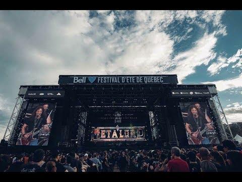 METALORD Festival D'été de Québec 2017 (LIVE)