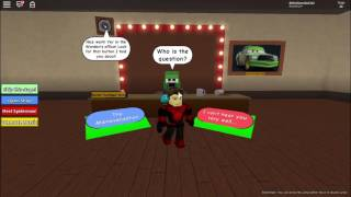 gameplay of [CARS 3] SAVE LIGHTNING MCQUEEN!! Adventure Obby on roblox
