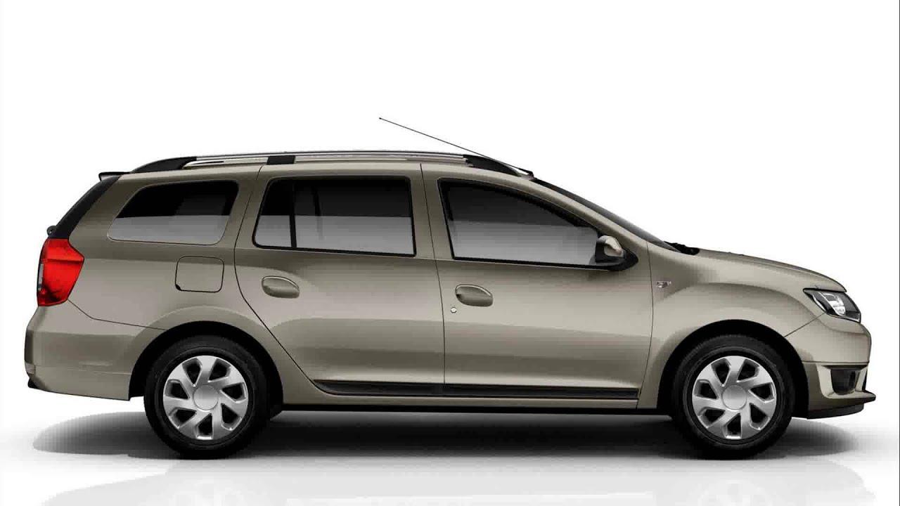 Dacia Lodgy: 2015 Dacia Lodgy