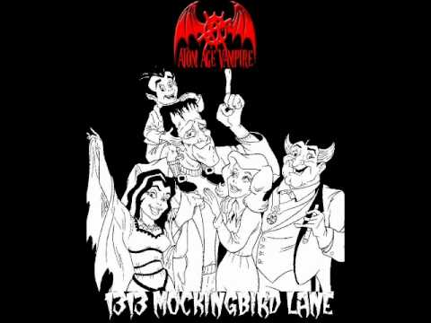 Atom Age Vampire - 1313 Mockingbird Lane (Rough Demo)