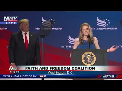 FORGOTTEN AMERICA: Woman Thanks President Trump For Not Forgetting Her