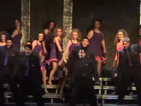 Beautiful La Cueva High School   Main Street Show Choir (2005) Part 1