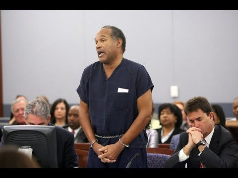 OJ Simpson parole hearing takes place in Nevada – watch live