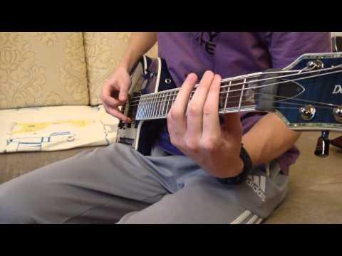 Godsmack - I Stand Alone (Anton Mikheev cover)