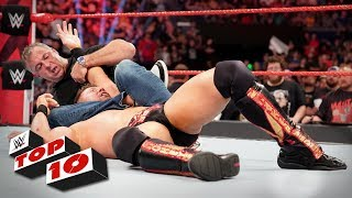 Top 10 Raw moments: WWE Top 10, April 29, 2019