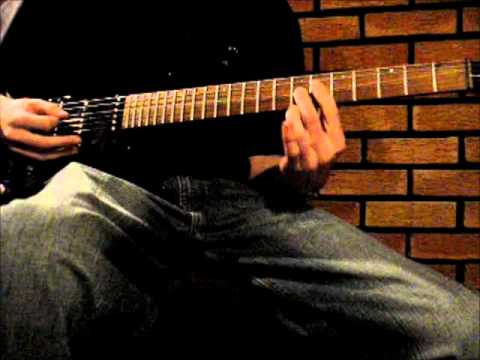Disturbed  Facade Guitar   JaiZo