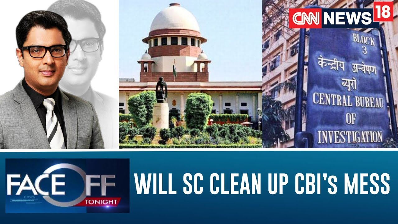 Will The Supreme Court Monitored Probe Clean Up CBI's Mess? | Faceoff With Zakka Jacob
