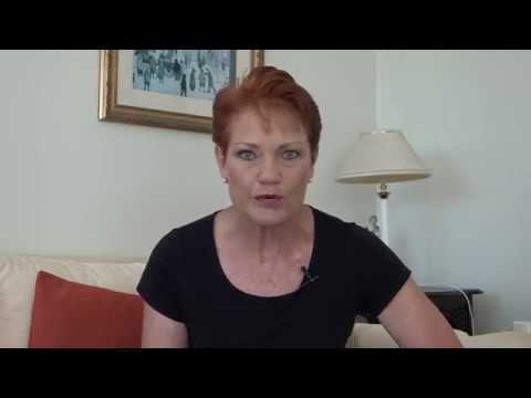 Pauline Hanson asks you to Have Your Say on Australia's Citizenship Test