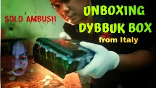 Unboxing Dybbuk Box