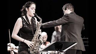 IRENE RODRÍGUEZ ORDIALES –  FINAL ROUND – I ANDORRA INTERNATIONAL SAXOPHONE COMPETITION 2014