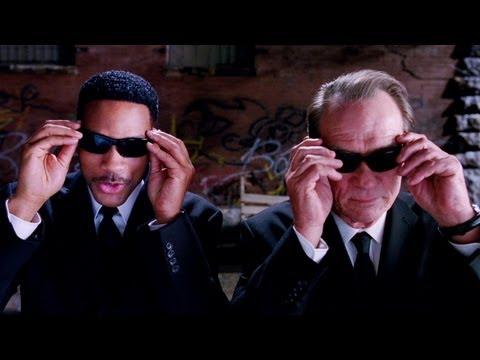 MEN IN BLACK 3 Trailer 2012 - Official [HD]