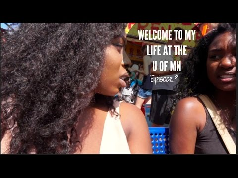 WELCOME TO MY LIFE AT U OF MN! Episode. 9