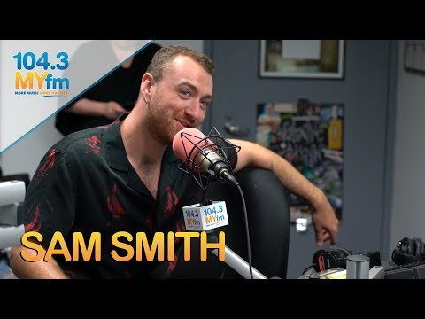 Sam Smith Talks &39;Dancing With A Stranger&39; Taking Time Off New  & More