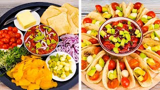 25 Mouth-Watering Dishes For a Great Party || Tasty Snack Recipes Anyone Can Make!