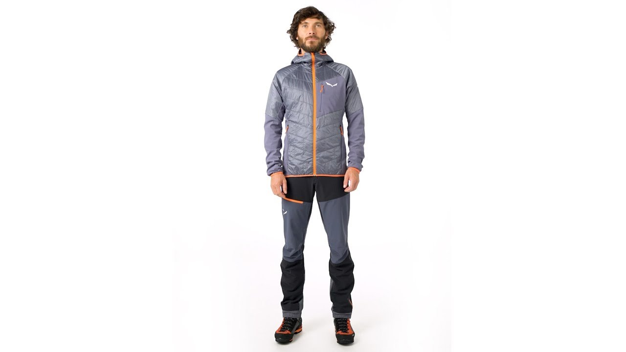 new arrival ccb0a f1628 SALEWA Ortles Hybrid TirolWool® Celliant® Men's Jacket