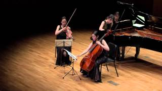 "Dvorak  Piano Trio No  4 ""Dumky"" in e minor, Op  90"