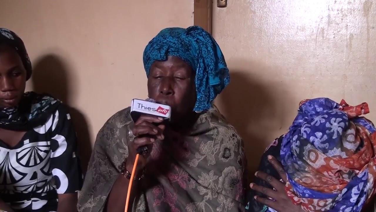 Commerçant tué à la Médina;la mère de Seck Ndiaye parle