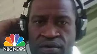 Jury Hears Closing Arguments In Chauvin Trial | NBC Nightly News
