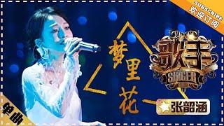 张韶涵《梦里花》-单曲纯享《歌手2018》第1期 Singer2018【歌手官方频道】