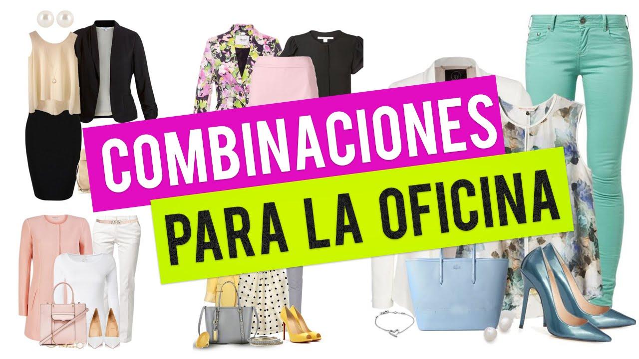 combinaciones de ropa para la oficina 2016 outfits para