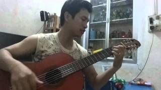 Bến cảng quê hương tôi (NS. Hồ Bắc) - chuyển soạn: Nghệ Sỹ guitar: Phạm Lợi
