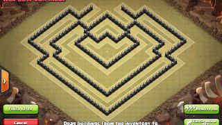 Hellacious (Th8 Farming Base) (4 Mortar) (2015)