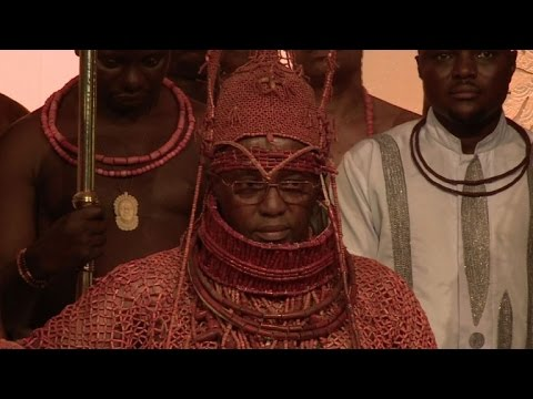Nigeria's new Oba of Benin: the coronation of a lifetime